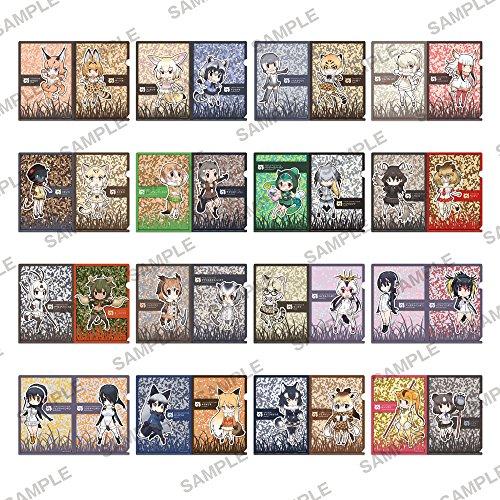 けものフレンズ  ぷちクリアファイルコレクション(BOX)