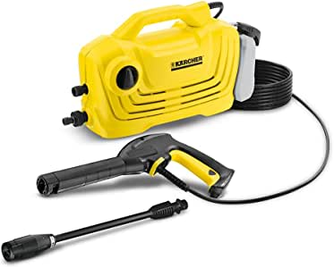 KARCHER(ケルヒャー) 高圧洗浄器 【洗剤タンク付き ・ コンパクト】 K2クラシックプラス K2CP