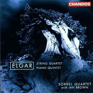 Elgar: String Quartet, Op. 83 / Piano Quintet, Op. 84