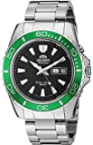 [オリエント]ORIENT 腕時計 MAKO XL 自動巻き グリーン 海外モデル FEM75003B9 メンズ [逆輸…