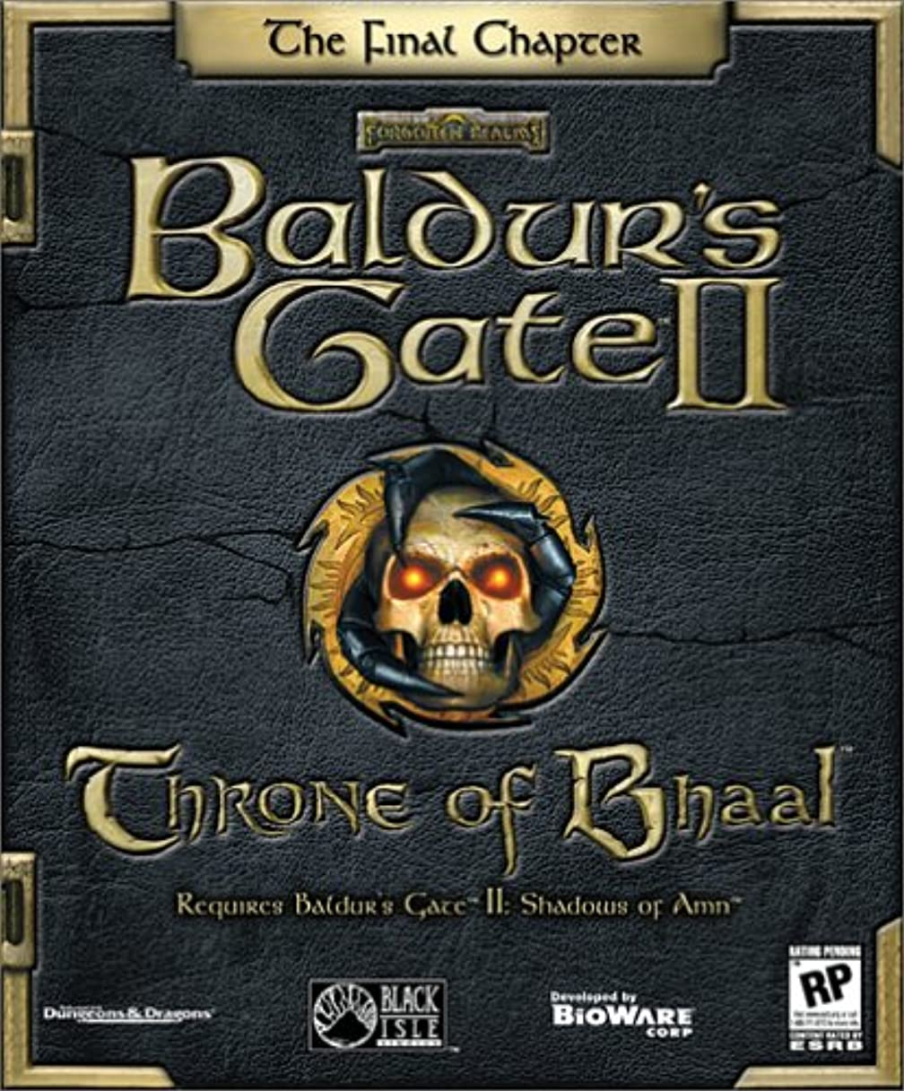 障害ロードハウスビュッフェBaldur's Gate 2 Expansion: Throne of Bhaal (輸入版)