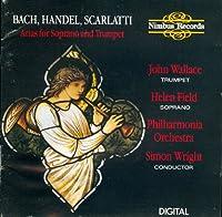Arias for Soprano & Trumpet