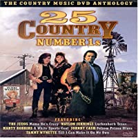 25 Country Number 1's [DVD] [Import]