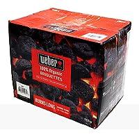 ウェーバー(Weber) バーベキュー コンロ 安心,安全BBQ チャコールブリケット(炭) 人,環境,食材に優しい10…