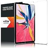 【2020年春改良】SHINEZONE iPad Pro 11 フィルム iPad Pro 11 (2020/2018)用 強化ガラス液晶保護フィルム 硬度9H 高透過率 防爆裂 スクラッチ防止 気泡ゼロ 飛散防止処理保護フィルム