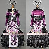 女性LLサイズ QW056 東方Project 紅魔城伝説 八雲紫 コスプレ衣装