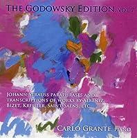 Godowsky Edition Vol. VII: Transcriptions and Paraphrases by Leopold Godowsky (Albeniz to Richard Strauss) by Carlo Grante (2012-02-14)