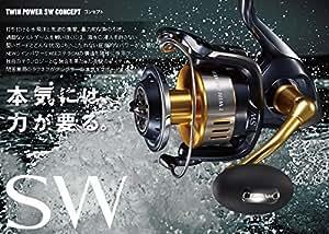 シマノ リール 15 ツインパワーSW 6000PG