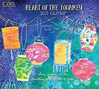 The LANG Companies Heart Of The Journey 2019 Wall Calendar (19991001983) [並行輸入品]