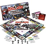 Usaopoly Transformers Collector's Edition Monopoly [並行輸入品]