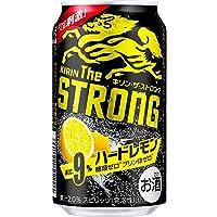 【2018年新登場】キリン・ザ・ストロング ハードレモン 350ml×24本