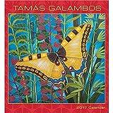 Tamas Galambos 2017 Wall Calendar [並行輸入品]