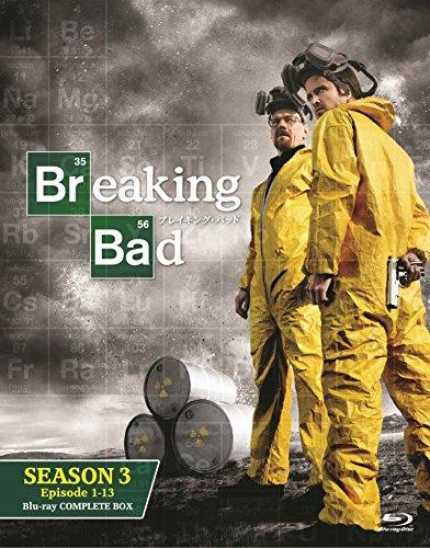 ブレイキング・バッド SEASON 3 - COMPLETE BOX [Blu-ray]の詳細を見る