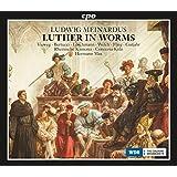 ルートヴィヒ・マイナルドゥス:オラトリオ「ヴォルムスのルター」Op.36[2CDs]
