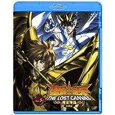 聖闘士星矢 THE LOST CANVAS 冥王神話<第2章> Vol.5 [Blu-ray]