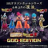 HGドラゴンボールZ GOD EDITION フィギュア