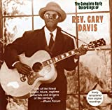 The Complete Early Recordings by Reverend Gary Davis (1994-07-26)