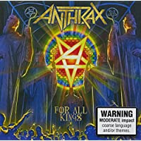 Anthrax - For All Kings (1 CD)