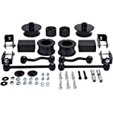 """KSP JL Leveling Lift Kits, 2.5"""" Front&Rear Suspension Kits fit for 2018-2020 Wrangler with Coil Spring Spacers and Sway Bar R"""