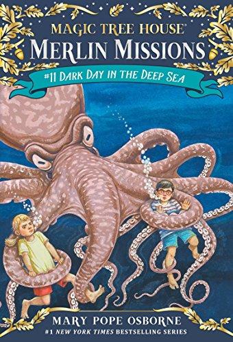 Dark Day in the Deep Sea (Magic Tree House (R) Merlin Mission)の詳細を見る