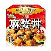 丸美屋 麻婆丼(中辛)ごはん付き 297g 12個