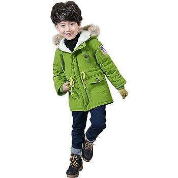114153ff3beeb 子ども 裏起毛 ダウンジャケット ダウンベスト ダウンコート 中綿コート 綿服 キッズ 防寒 冬