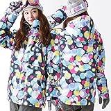 icepardal(アイスパーダル) 全19色 レディース スノーボードウェア ジャケット単品 ICJ-815M D-485 09号サイズ ボード ウェア ウエア スノボウェア スノーパンツ スキーウェア 女性用