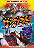 Transformers: Beast Wars Seasons 2 & 3 [DVD] [Import] 画像