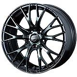 【ホンダ CR-Z(ZF1)2010~】 ホイール:WEDS ウェッズスポーツ SA-20R_ウォースブラッククリア 7.0-16 5/114 タイヤ:BRIDGESTONE ブリヂストン ネクストリー 195/55R16 (16インチ アルミホイールセット)