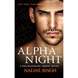 Alpha Night: Psy-Changeling Trinity 4