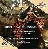 Bizet: L'Arlesienne Suites 1 & 2/Faure: Masques et Bergamasques/Gounod: Faust Ballet Music