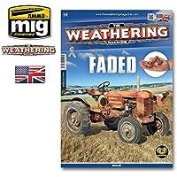 AmmoのMig Jimenez The Weathering Magazine Issue 21 Faded – 英語# 4520