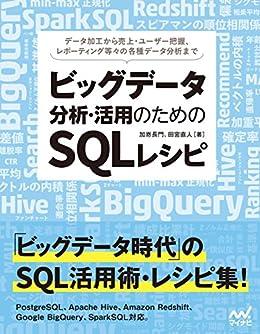 [加嵜 長門, 田宮 直人]のビッグデータ分析・活用のためのSQLレシピ