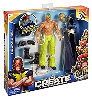 Create a WWE Superstar Kane Rocker Pack [並行輸入品]