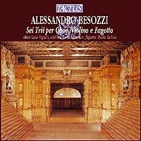 Besozzi: Trios for Oboe, Violino and Fagotto