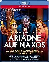R.シュトラウス:ナクソス島のアリアドネ(グラインドボーン音楽祭2013)[Blu-ray]