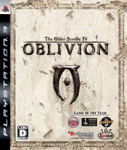 The Elder ScrollsIV:オブリビオン - PS3