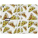 ヴァルバロッサ [iPhone5/5S/SE 専用 手帳型 ケース カバー]pizza:ホワイト