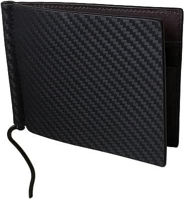 ダンヒル dunhill 財布 マネークリップ 二つ折り財布 札ばさみ メンズ シャーシ CHASSIS ブラック×ダークブラウン L2A285A [並行輸入品]