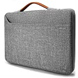 """tomtoc Laptop Sleeve for 16-inch MacBook Pro, Microsoft Surface Book 3/2 15, 360 Protective Bag for 15-inch Old MacBook Pro, Dell XPS 15, The New Razer Blade 15, ThinkPad X1 Extreme Gen 2 15"""""""