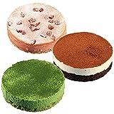 季節のケーキの会 春限定版 アソートケーキセット 詰め合わせ ティラミス 抹茶ムース チーズケーキ