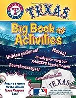 Texas Rangers: The Big Book of Activities (Hawk's Nest Activity Books)