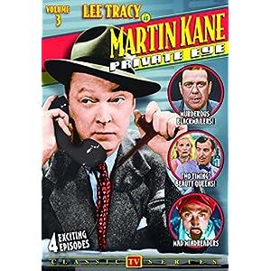 Martin Kane Private Eye 3 [DVD] [Import]