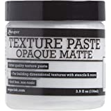 Ranger Texture Paste 4OZ JAR by RANGER, INK4444, Multicolor, 4-Ounce