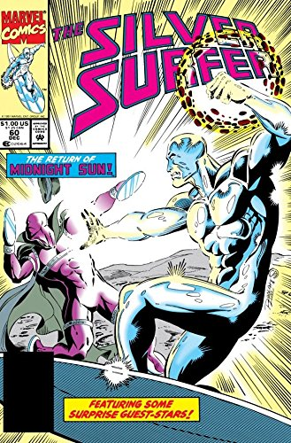 Download Silver Surfer (1987-1998) #60 (English Edition) B00ZNYBEJE