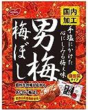 ノーベル 男梅梅ぼし 52g×6個