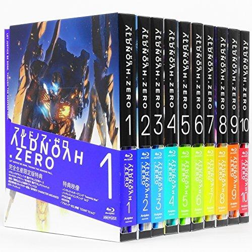 アルドノア・ゼロ 【完全生産限定版】 全10巻セット [マーケットプレイス Blu-rayセット]