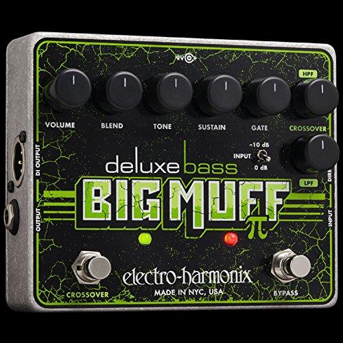 [해외]국내 정품 electro-harmonix베이스 디스토션 Deluxe Bass Big Muff EH3031/Domestic genuine electro-harmonix base distortion Deluxe Bass Big Muff EH3031