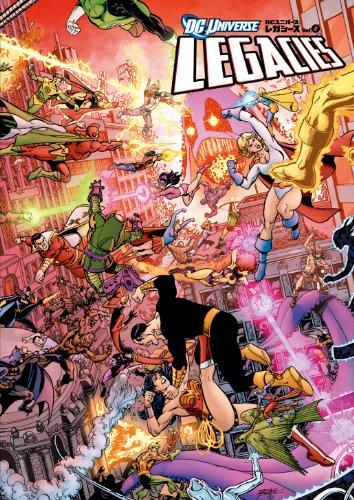 DCユニバース:レガシーズ Vol.2 (DC COMICS)の詳細を見る