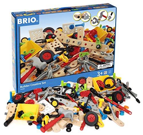 BRIO ビルダー クリエイティブセット 34589